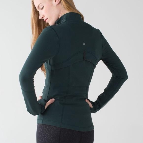 lululemon athletica Jackets & Blazers - Lululemon Define Jacket size 6 In fuel green.